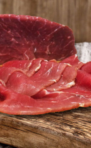 HRC Gourmeat presenta: i Salumi di Bovino Artigianali